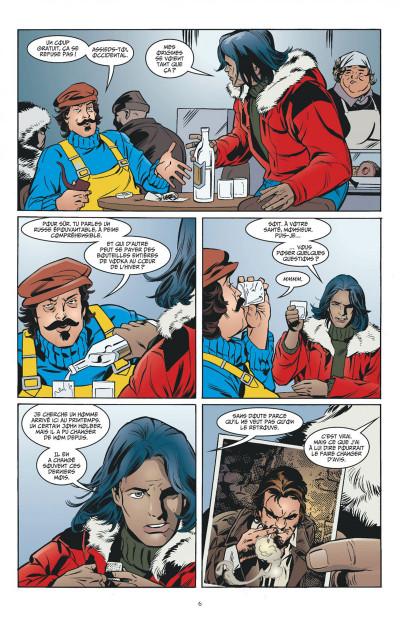 Page 6 Fables tome 9 - les loups (cartonné)