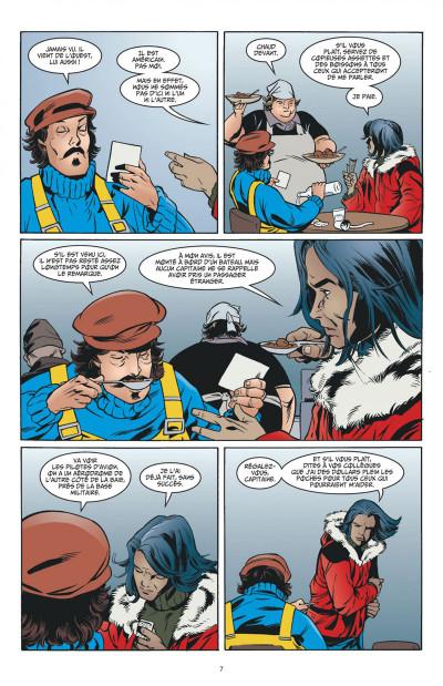 Page 7 Fables tome 9 - les loups (cartonné)