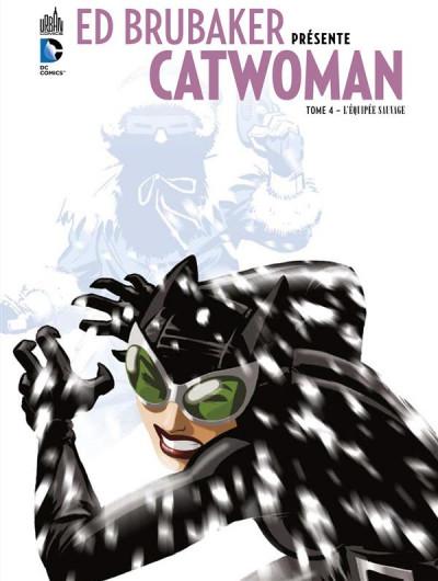 Couverture Ed Brubaker présente Catwoman tome 4