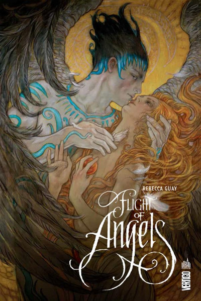 Couverture flight of angels