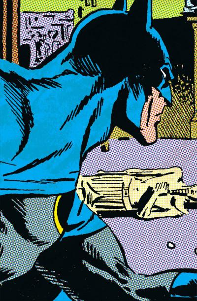 Page 2 Batman la légende tome 1