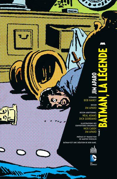 Page 3 Batman la légende tome 1