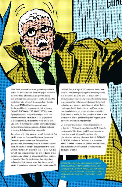Page 5 Batman la légende tome 1
