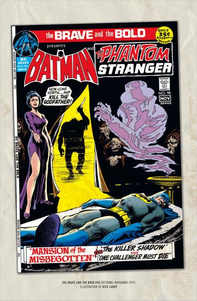 Page 8 Batman la légende tome 1