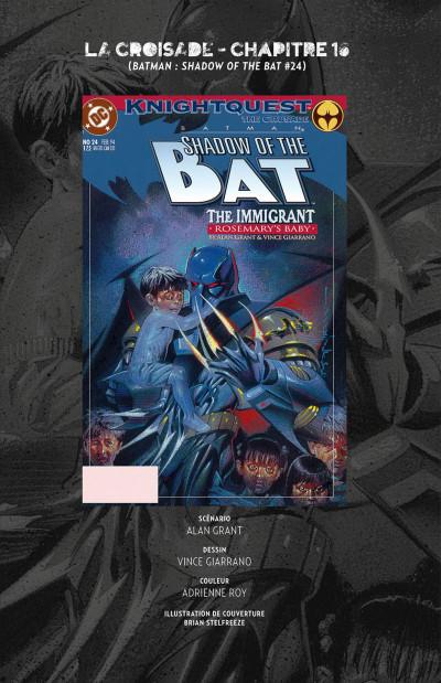 Page 6 Batman knightfall tome 4