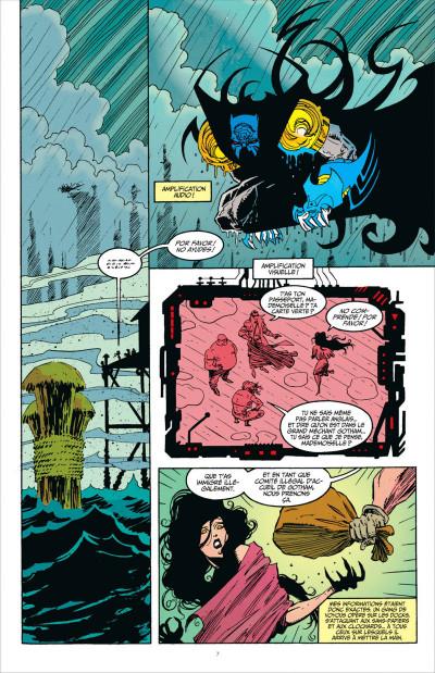 Page 7 Batman knightfall tome 4