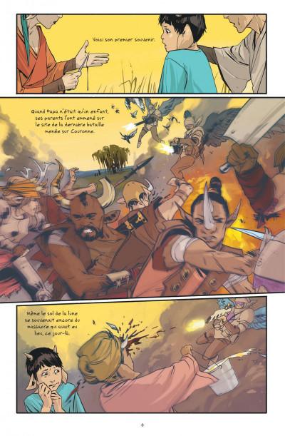 Page 8 Saga tome 2