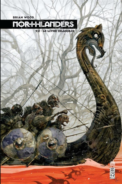 Couverture northlanders tome 2