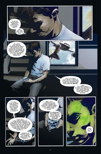 Page 8 Ex machina tome 1