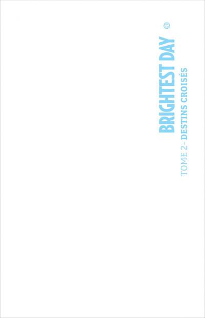 Page 1 Brightest day tome 2 - destins croisés