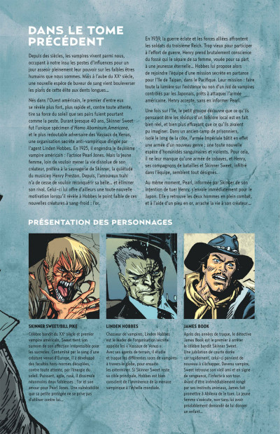 Page 5 american vampire tome 4