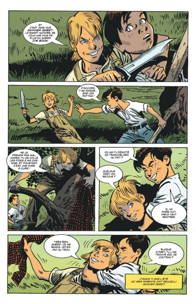 Page 8 american vampire tome 4