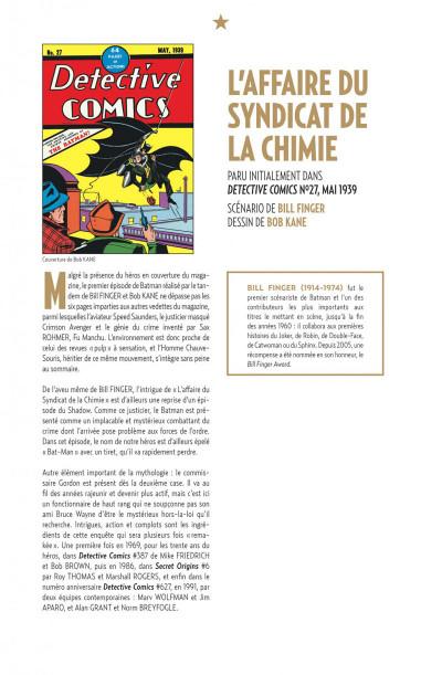 Page 6 Batman anthologie