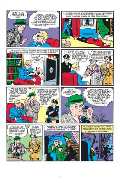 Page 8 Batman anthologie