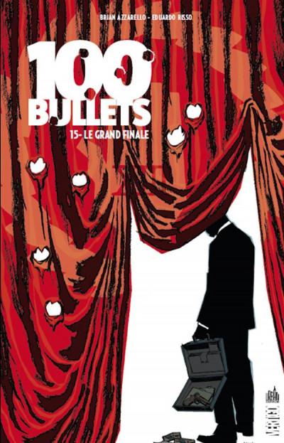 Couverture 100 bullets - cartonné tome 15