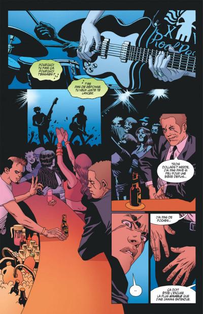 Page 7 100 bullets - cartonné tome 15