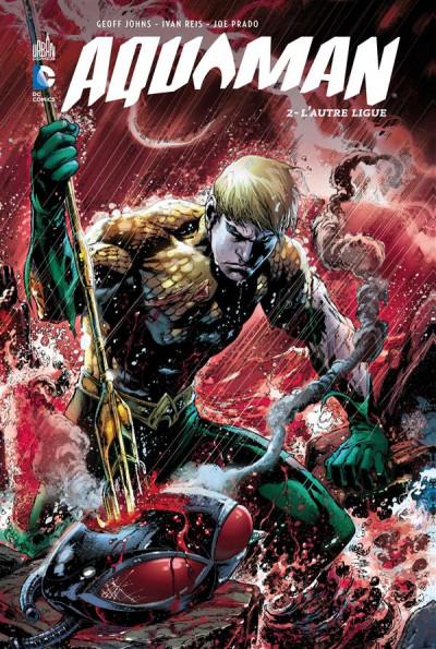 Couverture Aquaman tome 2