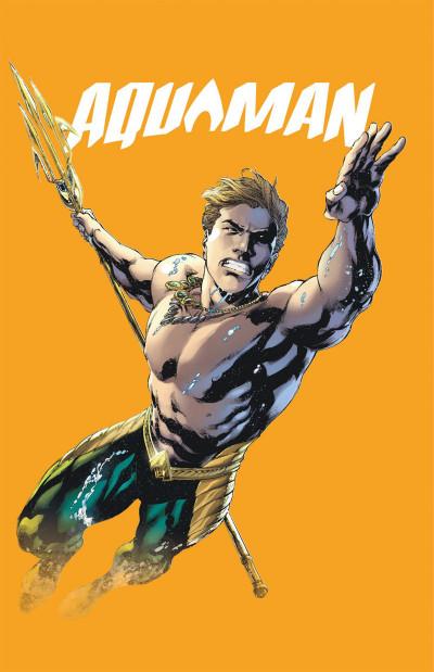 Page 1 Aquaman tome 2