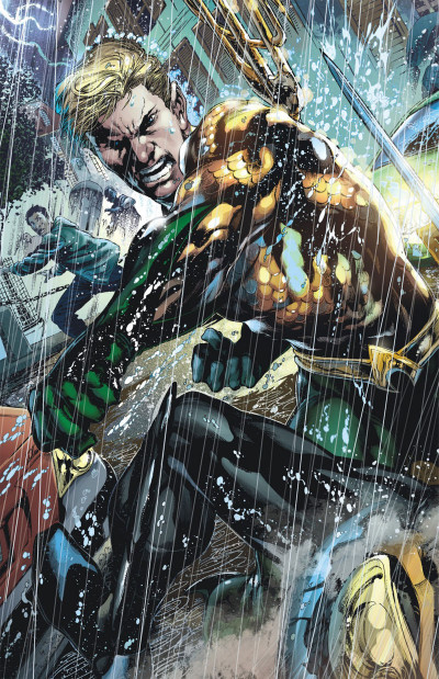 Page 2 Aquaman tome 2