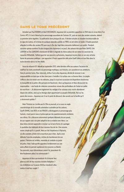 Page 4 Aquaman tome 2