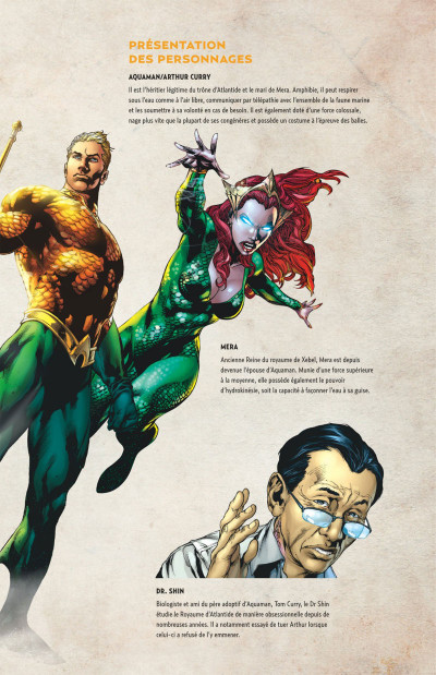 Page 5 Aquaman tome 2
