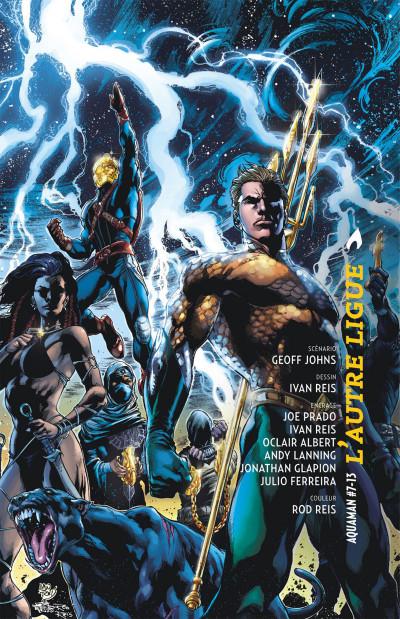 Page 6 Aquaman tome 2