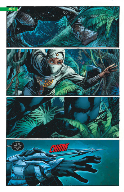 Page 7 Aquaman tome 2