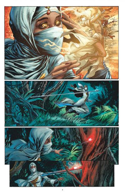 Page 8 Aquaman tome 2