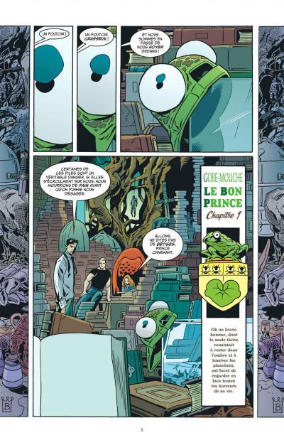 Page 5 Fables tome 11 - le bon prince (cartonné)