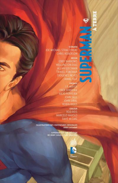 Page 3 Superman à terre