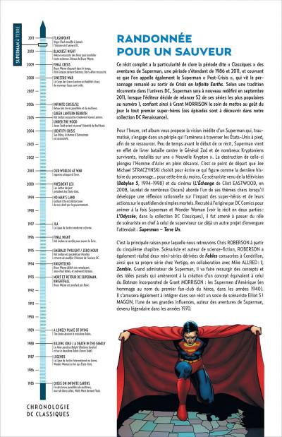 Page 4 Superman à terre