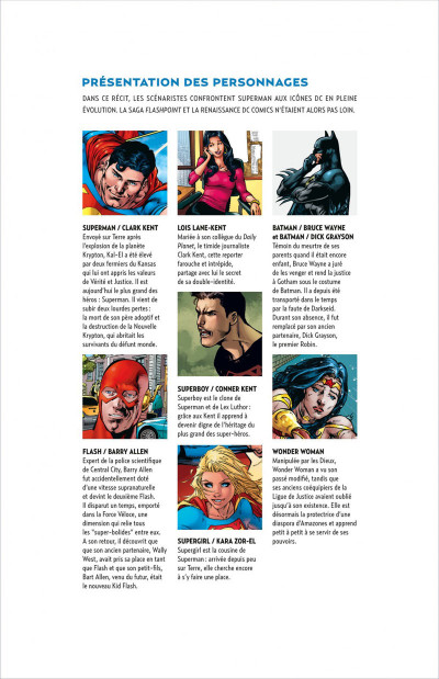 Page 5 Superman à terre