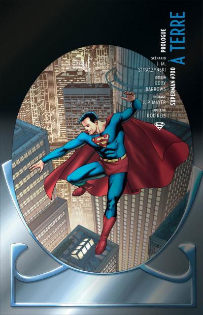 Page 6 Superman à terre