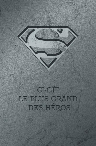 Page 1 la mort de Superman tome 1 - un monde sans Superman