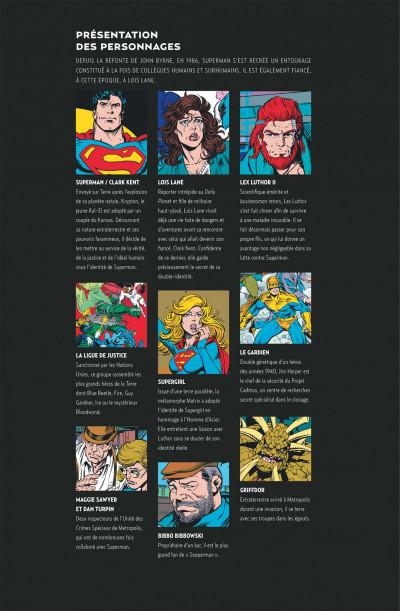 Page 5 la mort de Superman tome 1 - un monde sans Superman