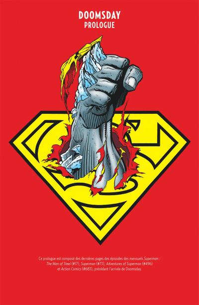 Page 6 la mort de Superman tome 1 - un monde sans Superman