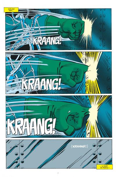 Page 7 la mort de Superman tome 1 - un monde sans Superman