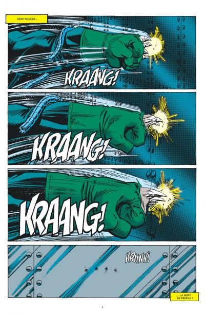 Page 8 la mort de Superman tome 1 - un monde sans Superman