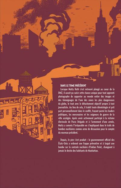 Page 2 DMZ tome 9 - porté disparu (cartonné)