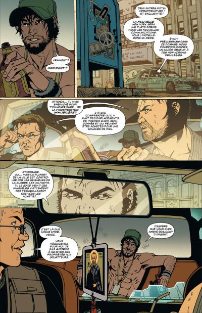 Page 8 DMZ tome 9 - porté disparu (cartonné)
