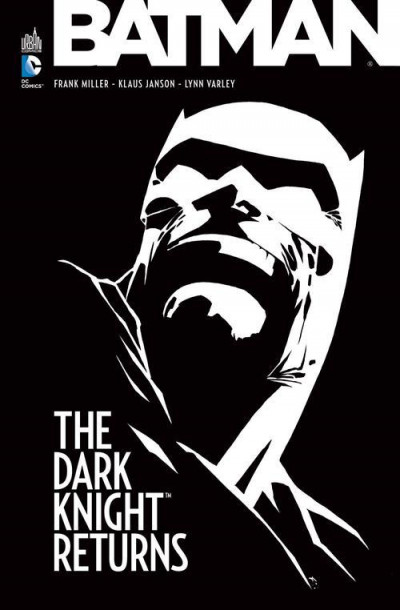 Couverture Batman - the dark knight returns