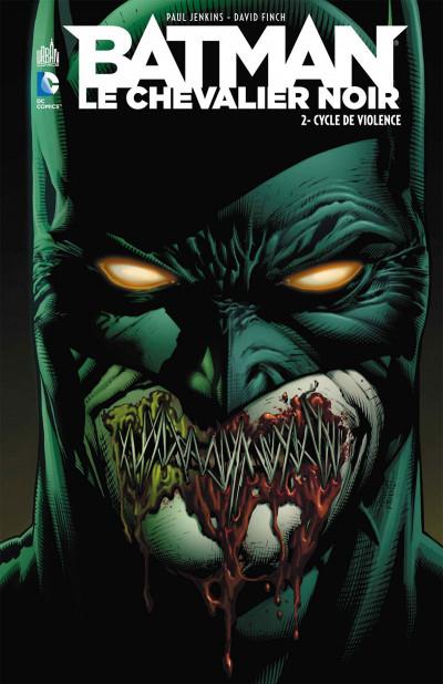 Couverture Batman le chevalier noir tome 2
