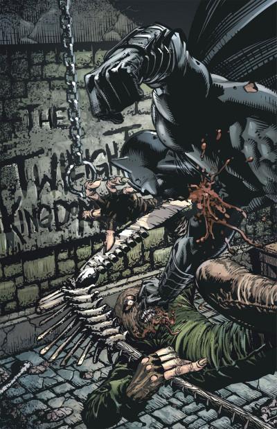 Page 2 Batman le chevalier noir tome 2