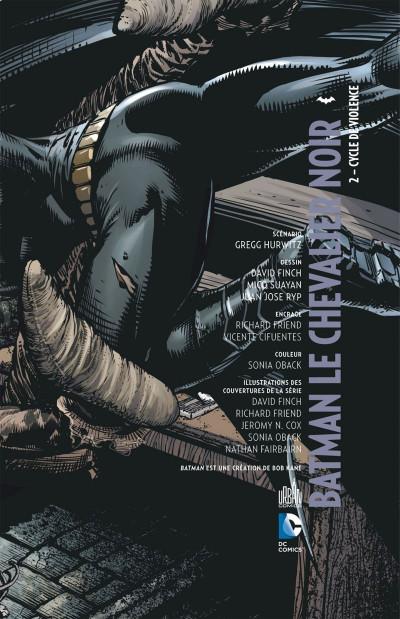 Page 3 Batman le chevalier noir tome 2