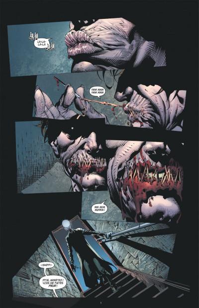 Page 5 Batman le chevalier noir tome 2