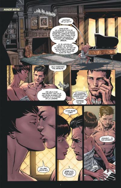 Page 7 Batman le chevalier noir tome 2