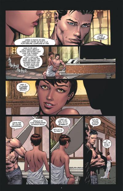 Page 8 Batman le chevalier noir tome 2
