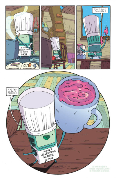 Page 7 Adventure time tome 2