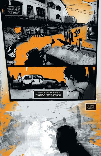 Page 7 Les dossiers de Hellblazer tome 2 - pandemonium