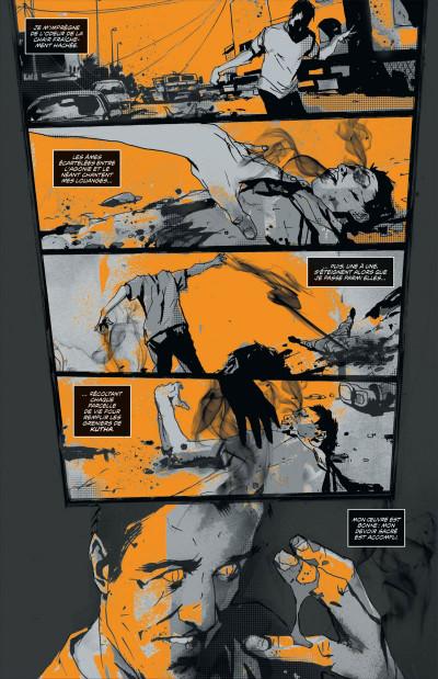 Page 8 Les dossiers de Hellblazer tome 2 - pandemonium